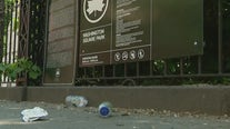Litter problem in NYC