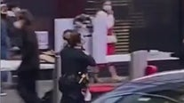 Manhunt for Times Square shooter