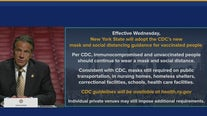 NY to follow CDC mask guidance