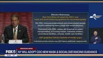 Masks, social distancing easing
