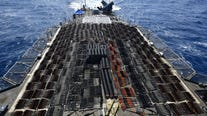 US Navy seizes massive cache of illegal weapons likely bound for Yemen