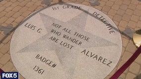 Park renamed in honor of Luis Alvarez, Ground Zero hero