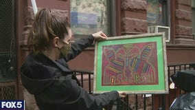New Yorkers cash in on growth of 'stooping' phenomenon