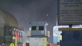 Smoke from Jersey City recycling plant fire seen 15 miles away