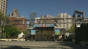 Lincoln Center transforms to host season of outdoor shows