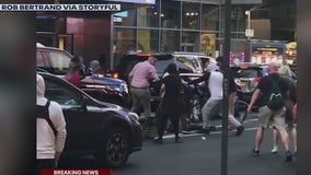 Suspect in Times Square beating arrested