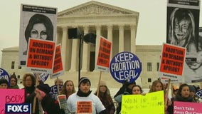 Supreme Court ruling in abortion-rights case expected ahead of 2022 midterms