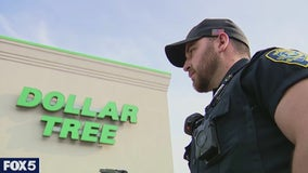 Cop gives shoplifter a break instead of busting him