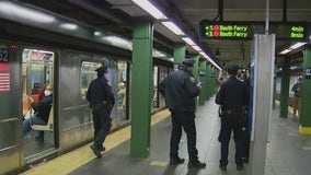 Man slashed in face at Times Square subway station