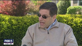 Blind Long Island man hopes new experiment will restore his vision