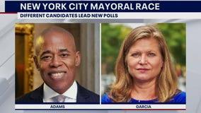 Polls put Eric Adams, Kathryn Garcia at top of NYC mayoral race