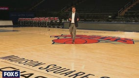 James Dolan: Reopening MSG and NYC are intertwined