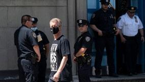Mayoral candidate Shaun Donovan arrested at Black Lives Matter protest