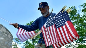 Veterans return to Memorial Day traditions as pandemic eases