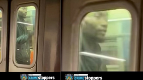 NYPD seeking suspect in anti-Asian subway mugging attempt