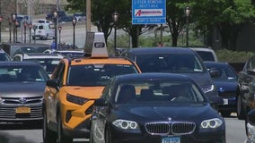 Traffic returns to NYC streets as pandemic recovery continues