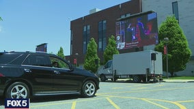 Molloy College commencement invites guests to 'drive-in' viewing