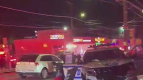 Woman hit by NYPD patrol car on Staten Island