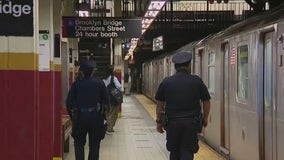 3 teens arrested in subway slashing spree, one still sought