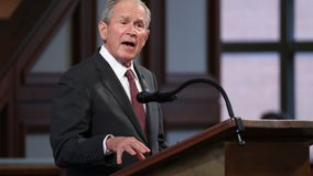 'They're not going to be a party': Bush warns GOP against 'White Anglo-Saxon Protestantism' exclusivity