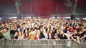 Thousands attend music festival without masks, social distancing as part of UK COVID-19 research project
