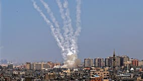 Gaza militants, children among dozens dead as Israel launches airstrikes amid Hamas rocket attacks