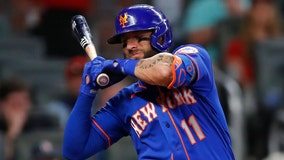 Mets' Kevin Pillar suffers multiple nose fractures from 95 mph pitch to face