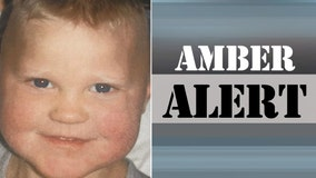 Amber Alert cancelled for 2-year-old Virginia boy after being found safe