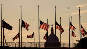 Biden calls for flags to be flown at half-staff following San Jose light rail yard shooting