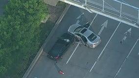 Stolen car suspect rams vehicle into police cruiser: NYPD