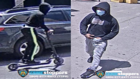 VIDEO: Daytime gun battle on Manhattan sidewalk