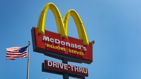 McDonald's raising hourly rate at company-owned stores in U.S.