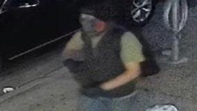 Police seek vandal who spray-painted 65 cars in Queens