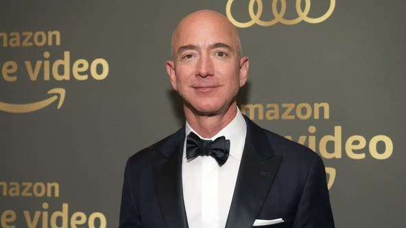 Amazon's Jeff Bezos to officially step down in July, Andy Jassy to become CEO