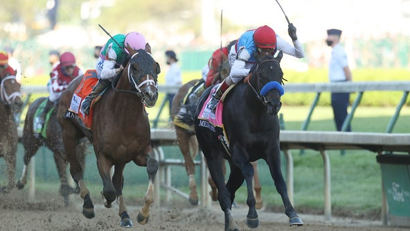 Medina Spirit wins the Kentucky Derby, gives trainer Bob Baffert record 7th win