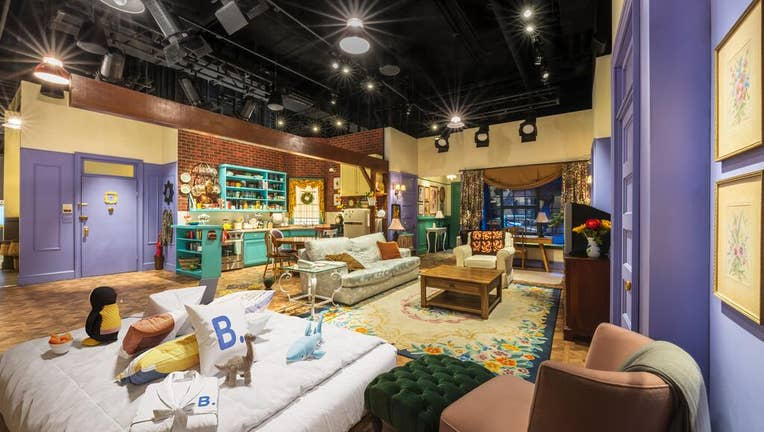 The Ultimate Sleepover at The FRIENDS Experience