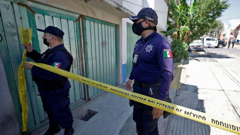 MEXICO-CRIME-SERIAL KILLER-FEMICIDE
