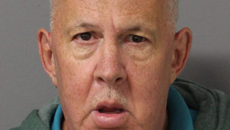 Michael Mortman, 61, of Rockaway Park, is accused of threatening to blow up a police station on Long Island.
