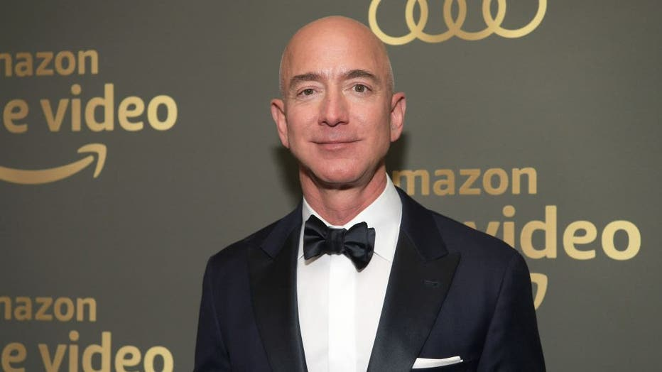 Amazon Prime Video's Golden Globe Awards After Party – Red Carpet