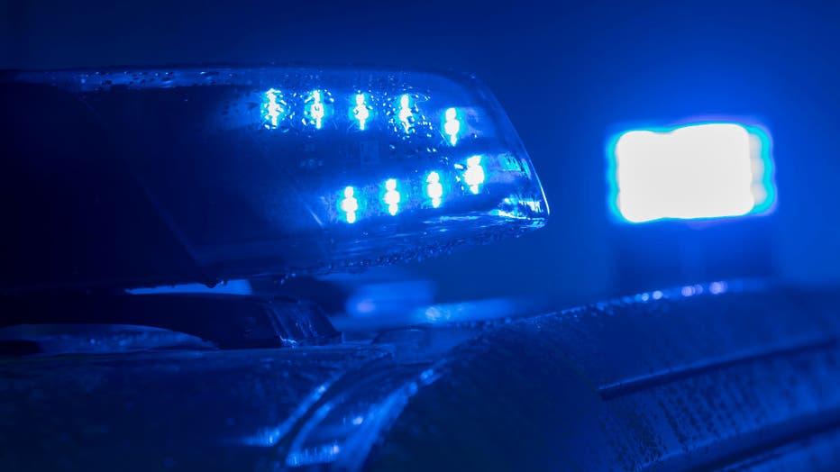ca2496fc-Police blue light