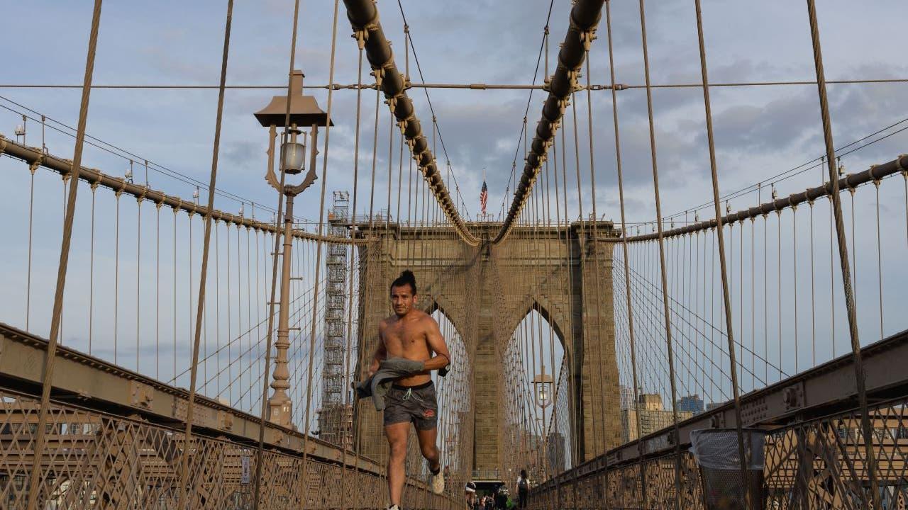 Construction of protected bike lanes on Brooklyn Bridge begins next week