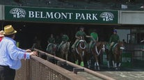 Fans return to Long Island for Belmont Stakes