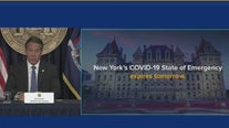 NY State of Emergency ending