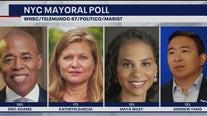 Adams, Garcia lead polls