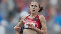 Olympic runner claims she was wrongly suspended