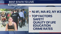 NJ best state to live in