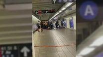 Times Square subway stabbing