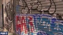 New York's graffiti-cleaning program resumes after year-plus hiatus