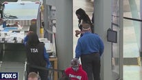 As air travel rebounds, TSA faces shortage of security officers