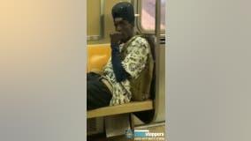 Man sucked thumb, masturbated on subway, NYPD says